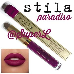 2/$25 Stila Stay All Day Liquid Lipstick Paradiso